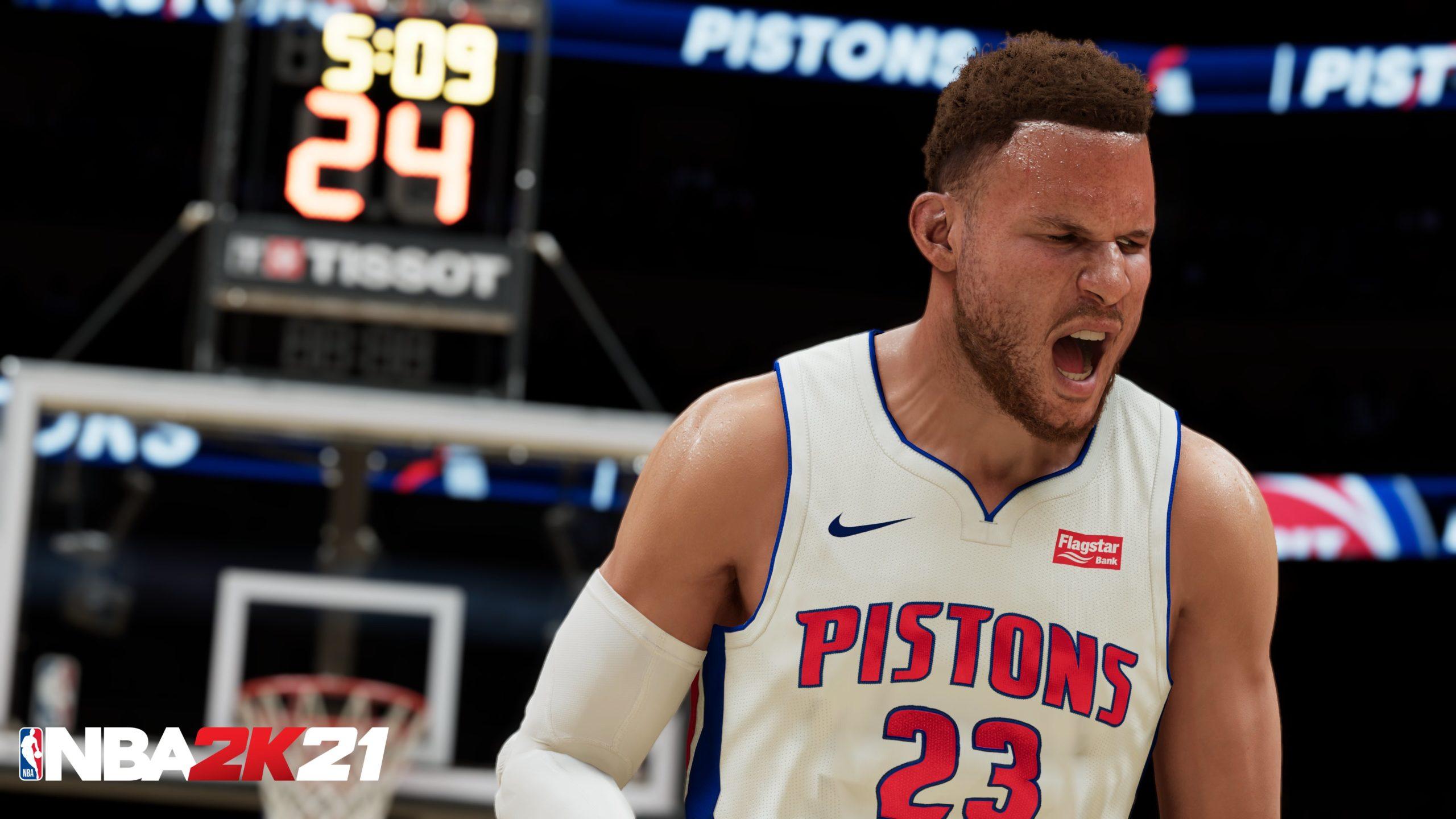next-gen NBA 2K21 issues