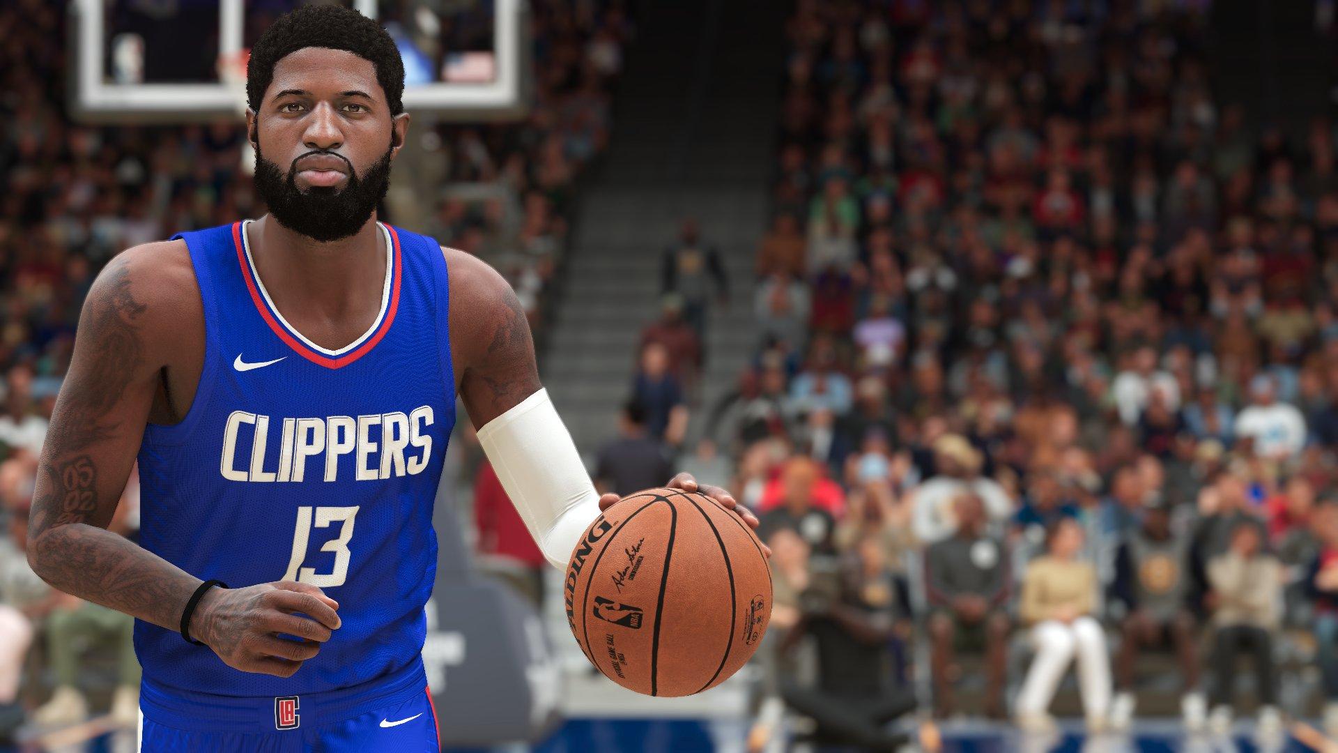 do you like next-gen NBA 2K21