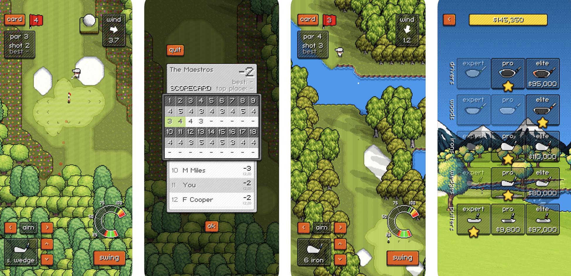 pixel-pro-golf
