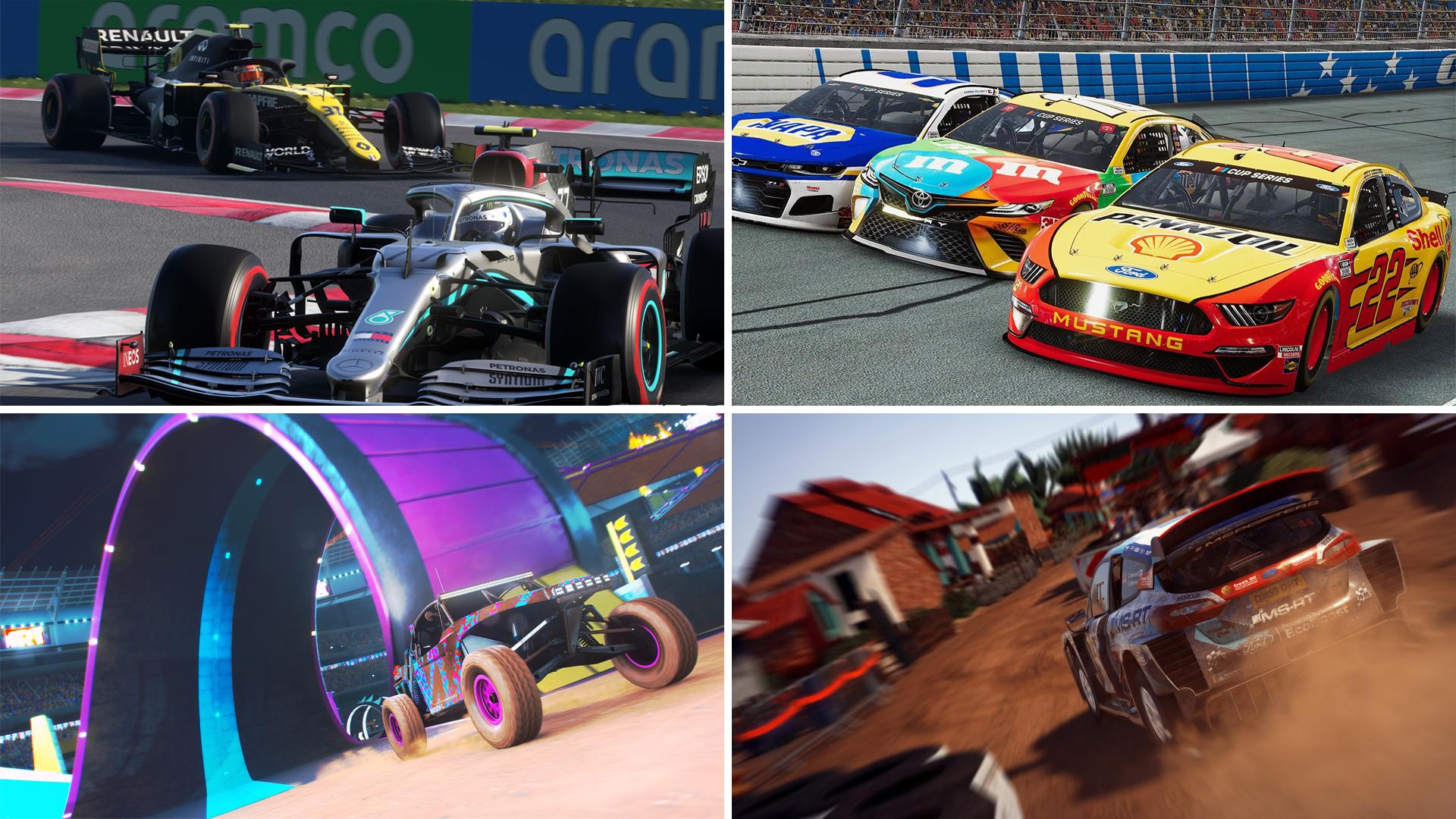 next-gen racing games