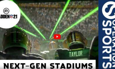 Madden 21 next-gen stadiums