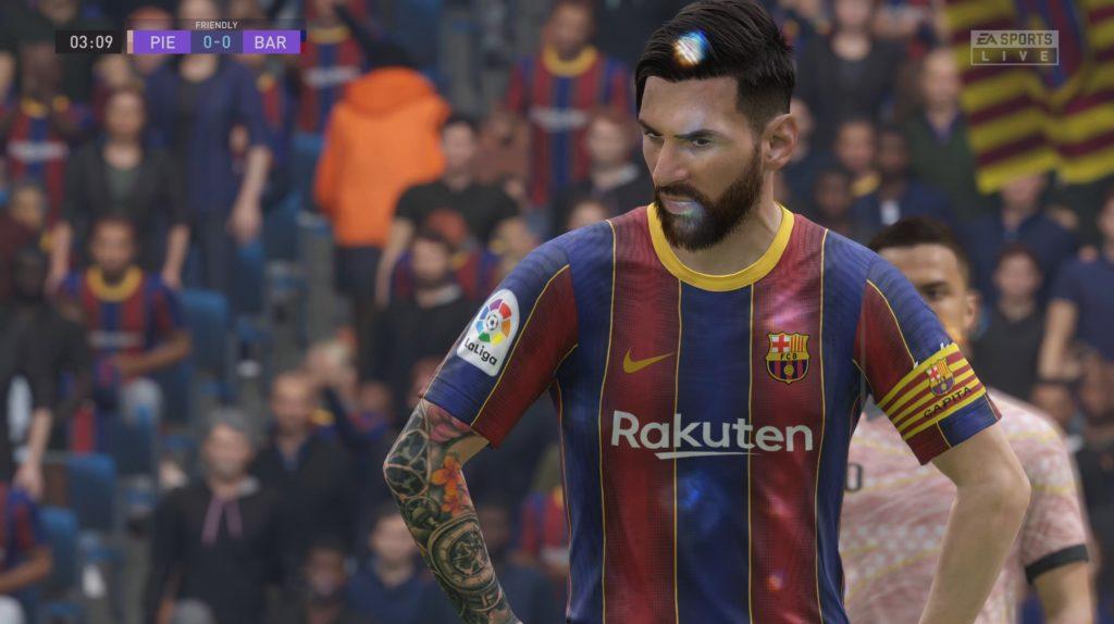 FIFA 21 Next Gen Vs. Last Gen