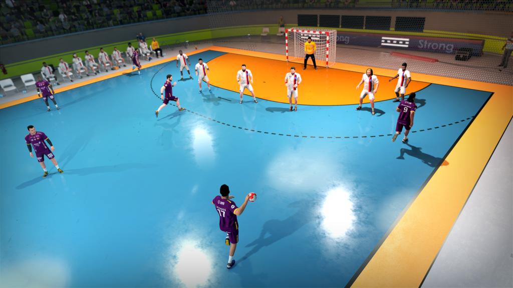handball 21 review