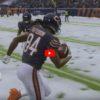 Next-Gen Madden 21 snow gameplay video