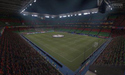 Top 5 FIFA 21 Stadiums
