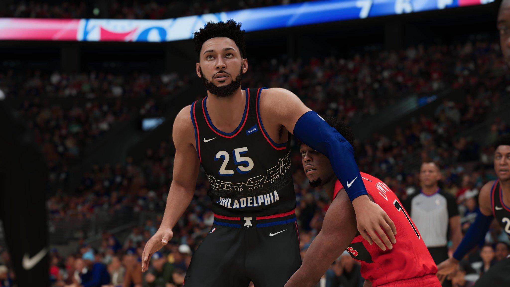 nba 2k21 updated ben simmons player likeness