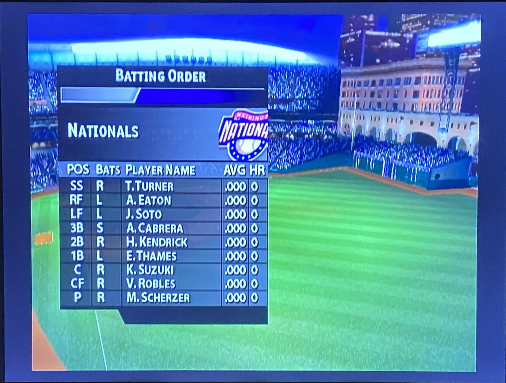 mvp baseball 2005 updated rosters