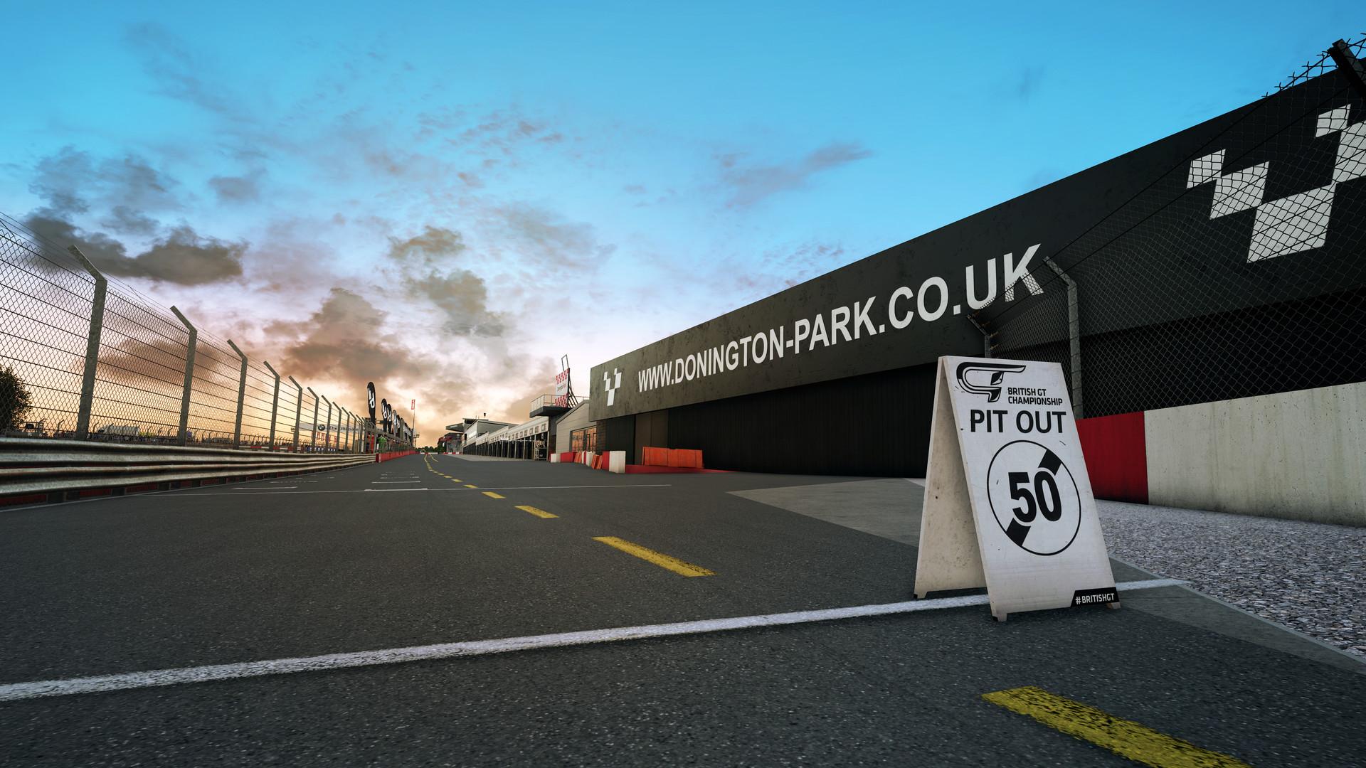 Assetto Corsa Competizione British GT Pack 1