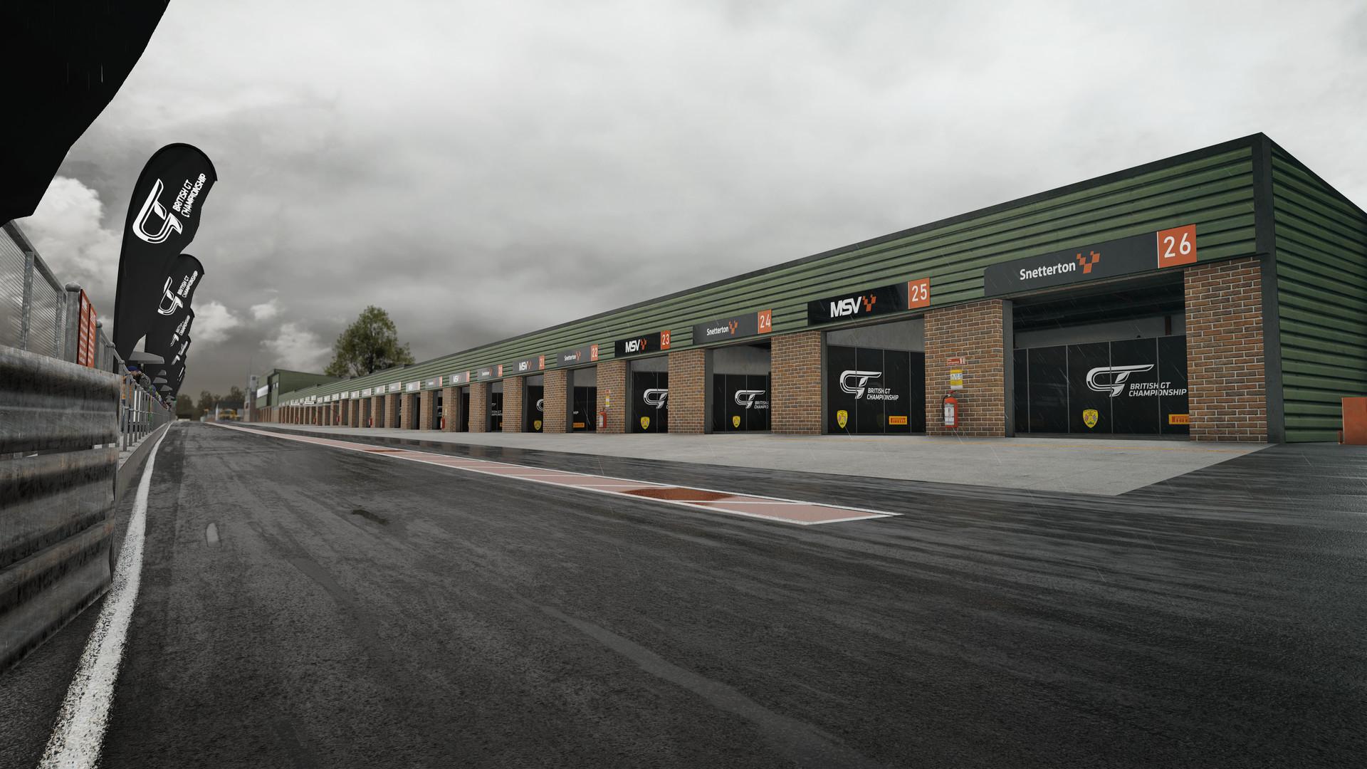 Assetto Corsa Competizione British GT Pack 10