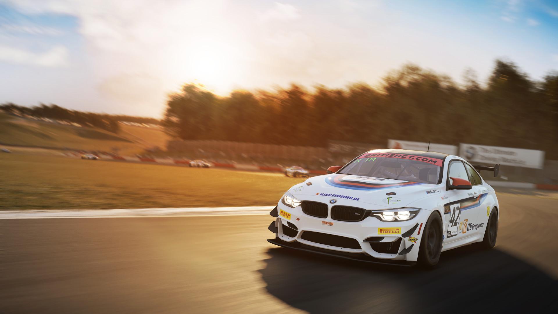 Assetto Corsa Competizione British GT Pack 2