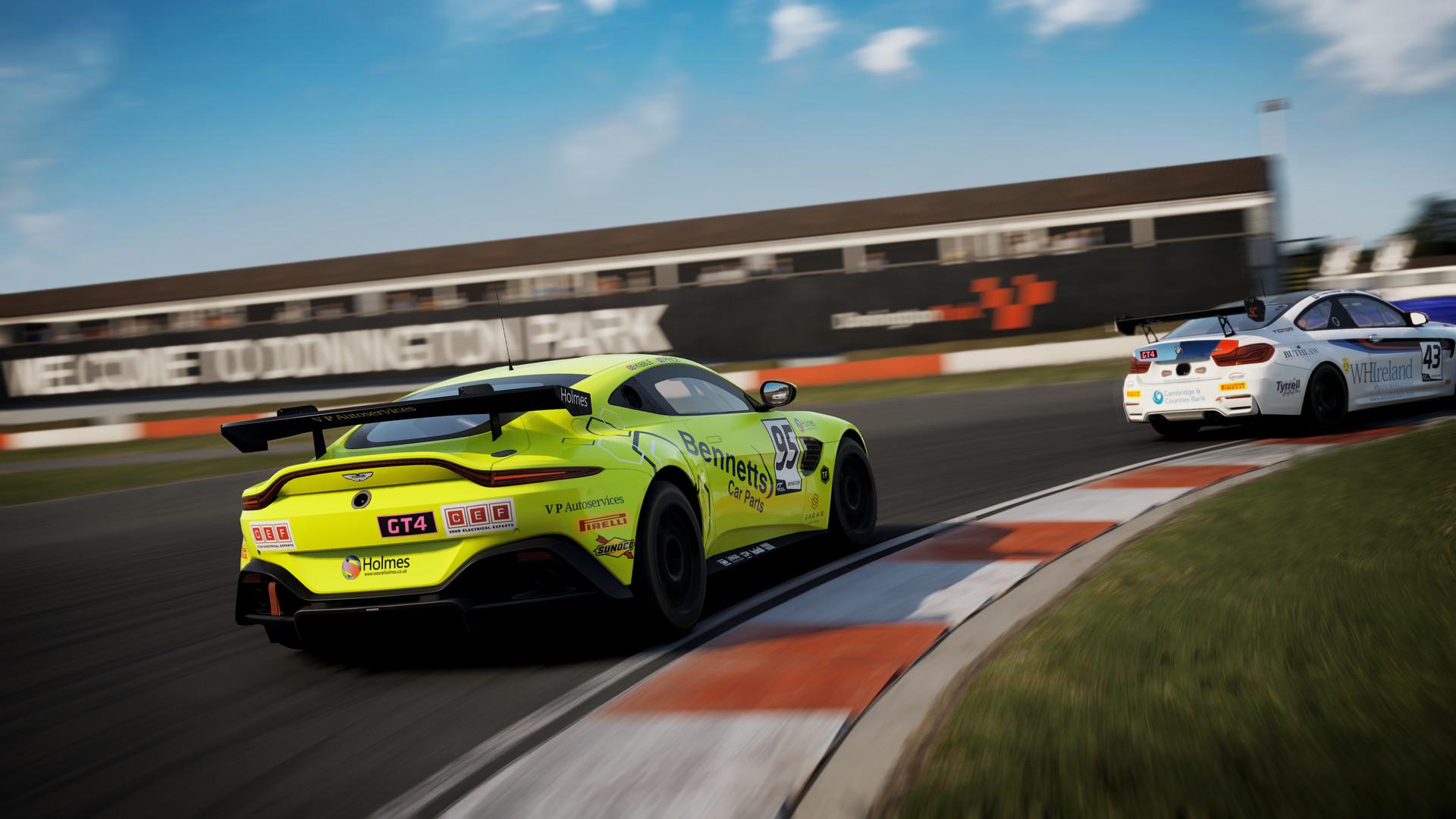 Assetto Corsa Competizione British GT Pack 3