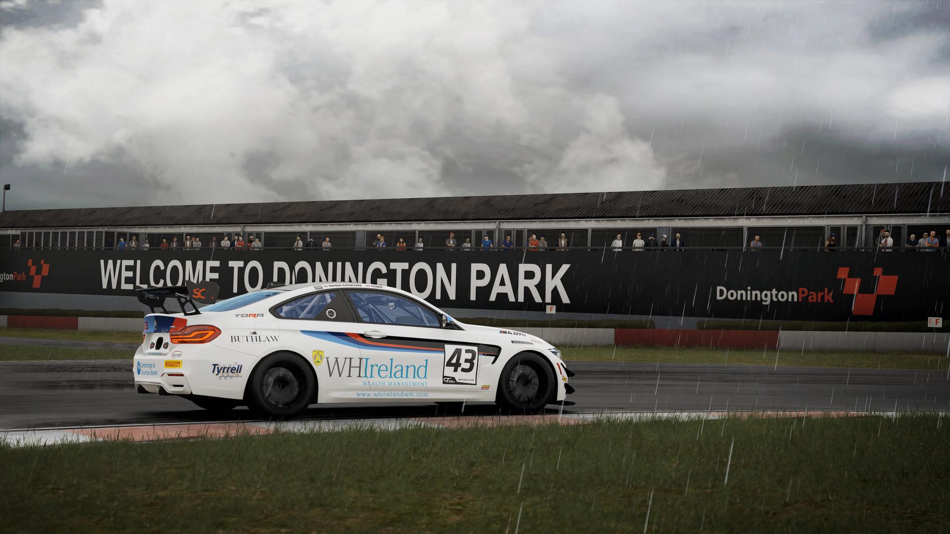 Assetto Corsa Competizione British GT Pack 4