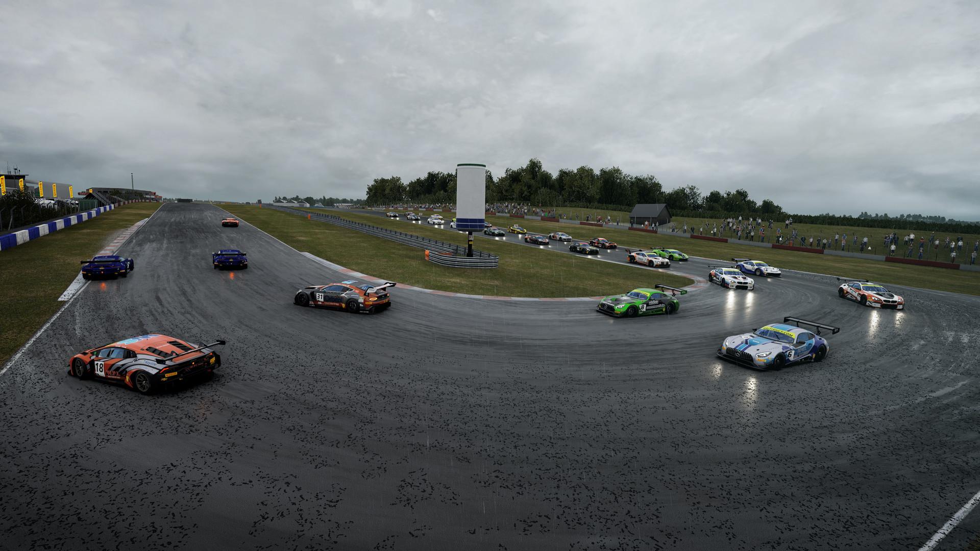 Assetto Corsa Competizione British GT Pack 5