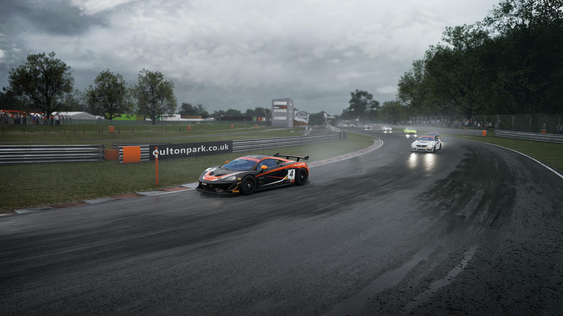 Assetto Corsa Competizione British GT Pack 7