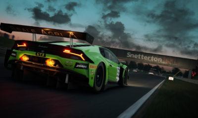 Assetto Corsa Competizione British GT Pack 8