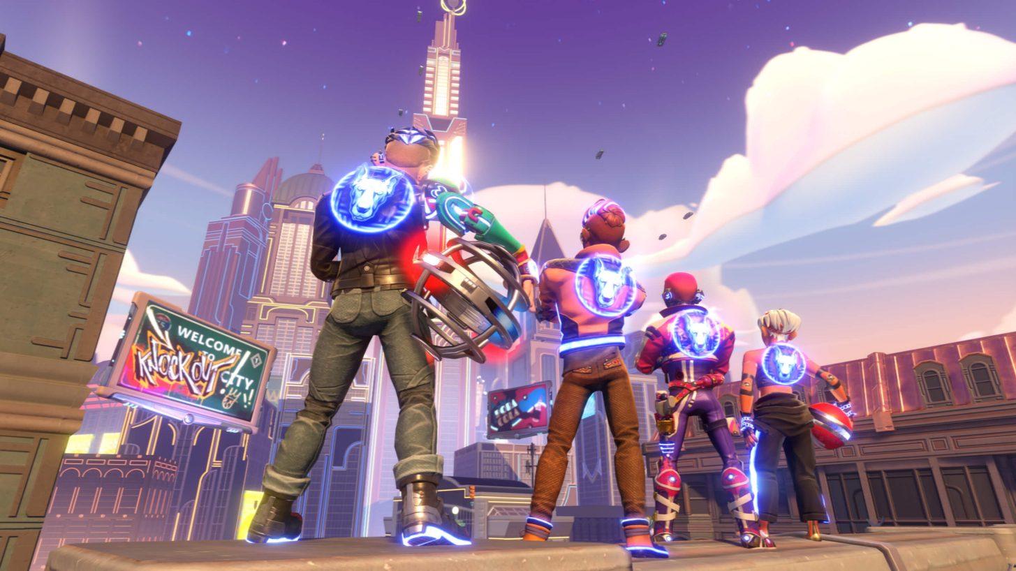EA Announces Knockout City 3