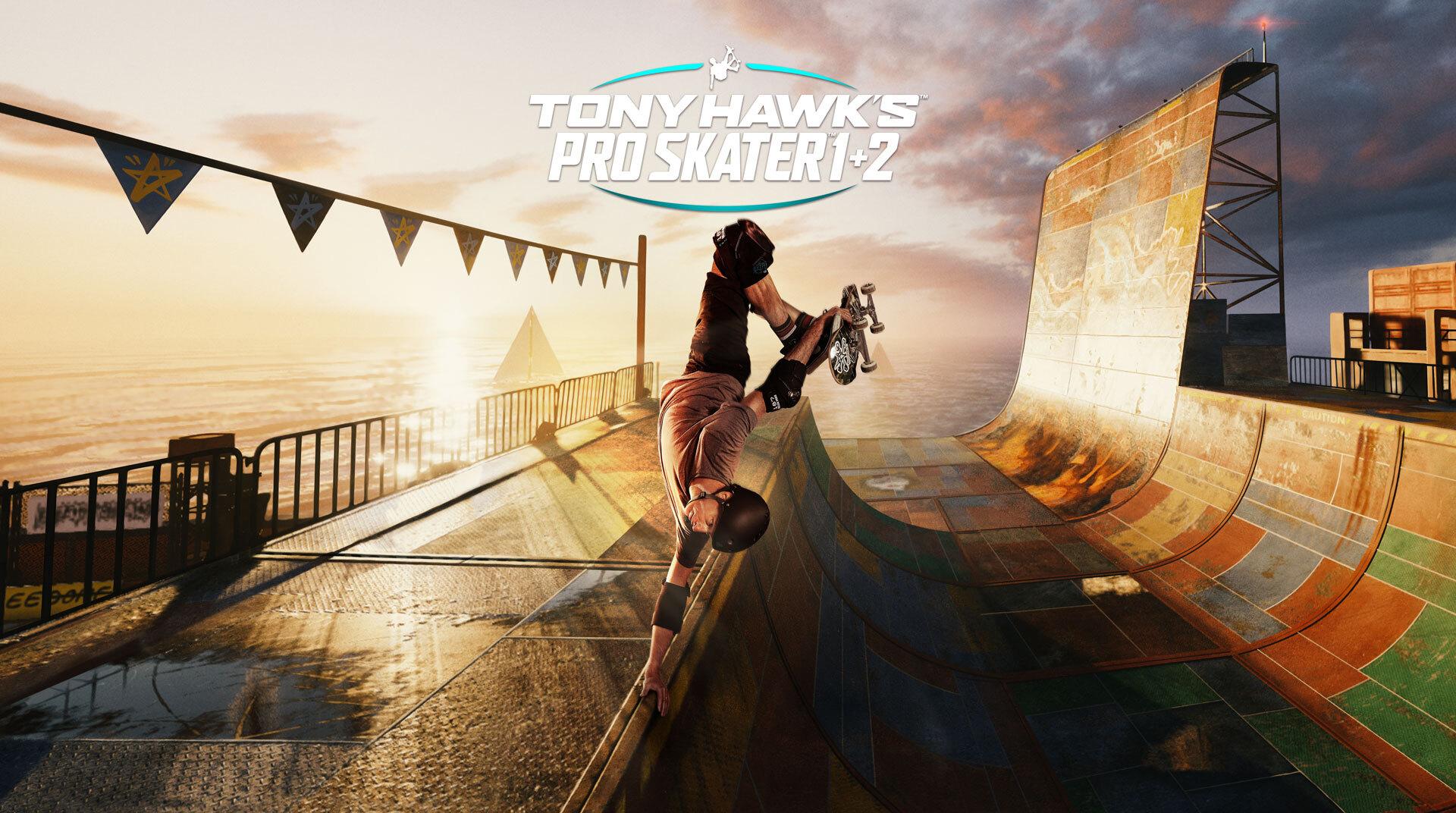 Tony Hawk's Pro Skater 1 and 2 - 3