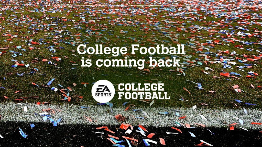 ea sports college football faq