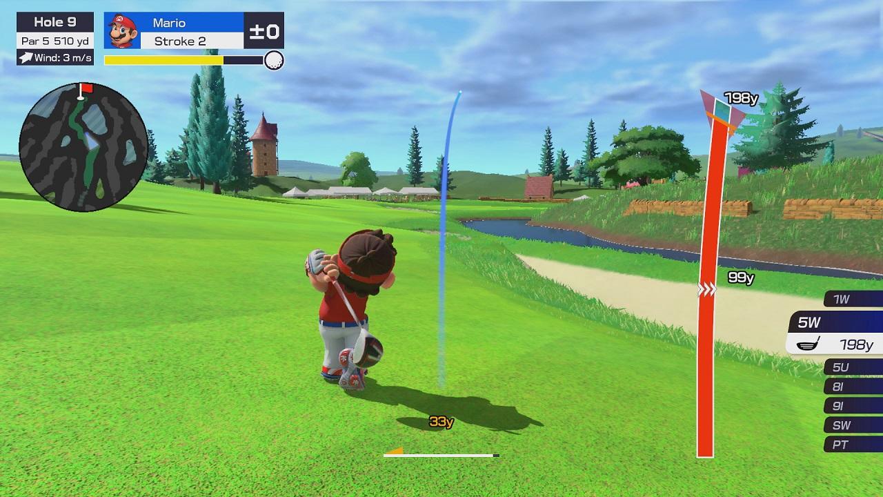 Mario golf super rush s4