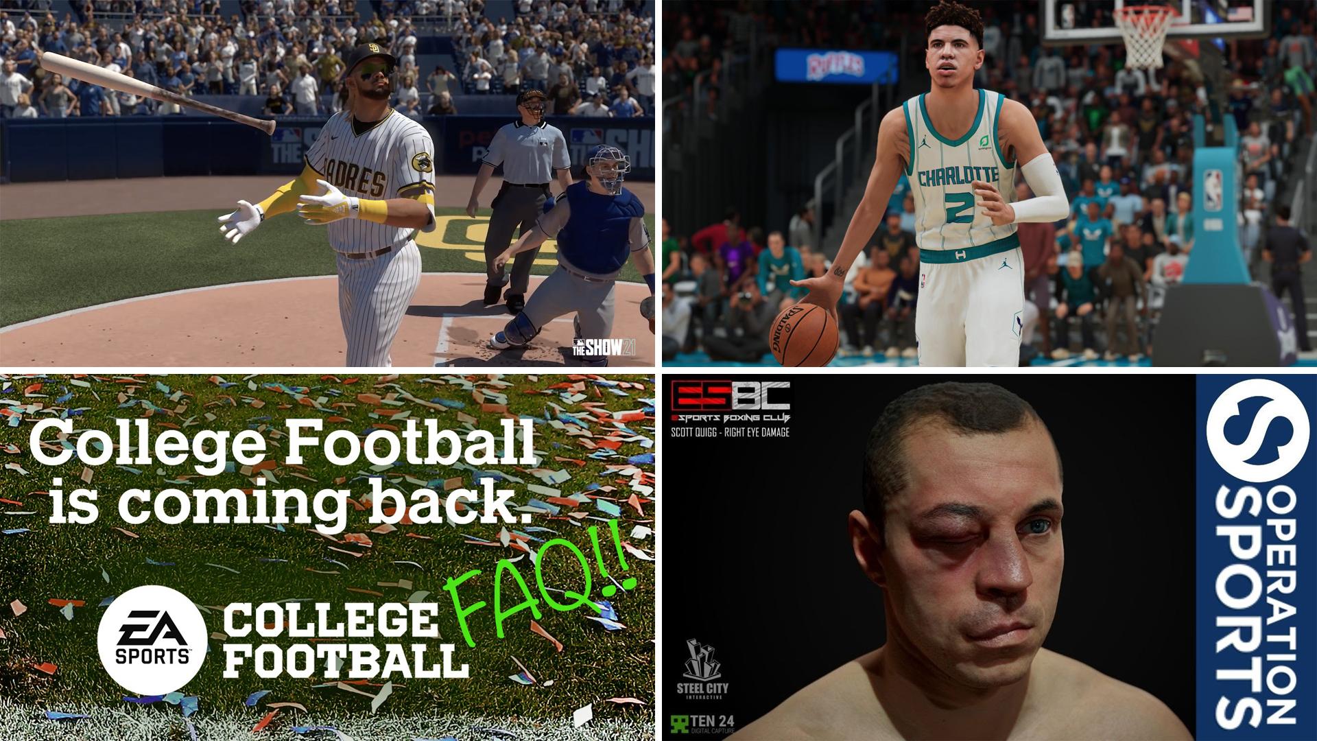 sports gaming news weekly