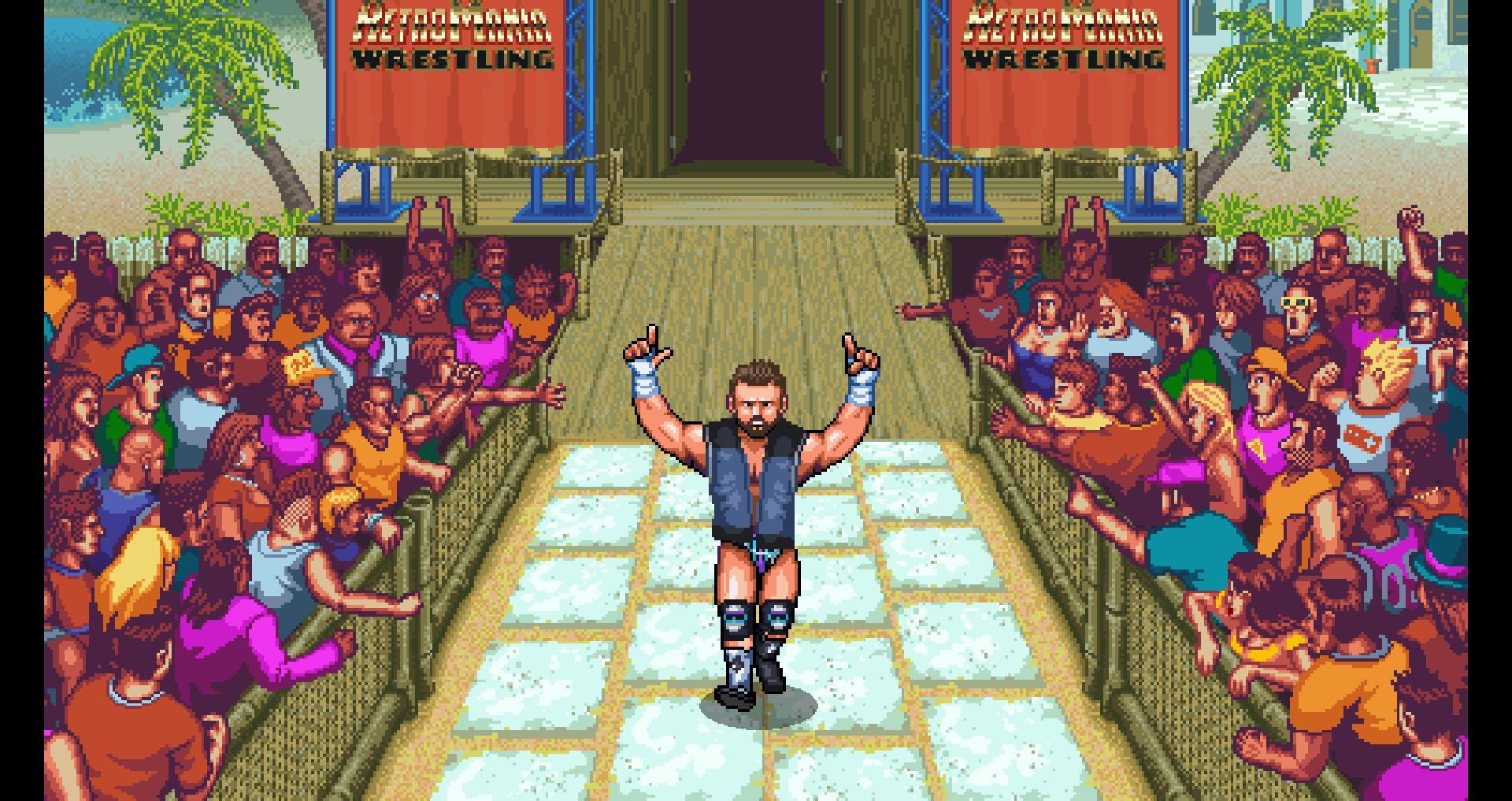 retromania wrestling review