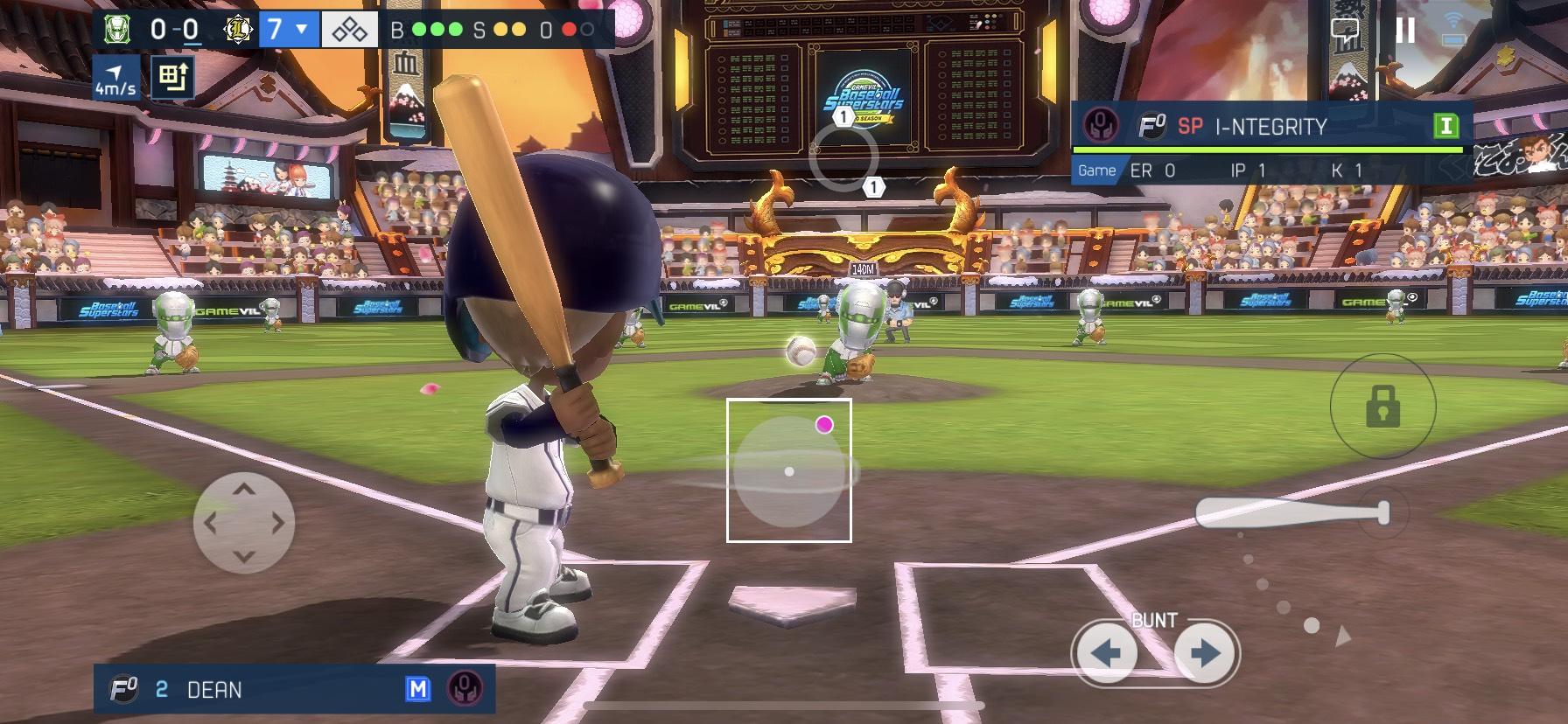 Baseball Superstars 2021