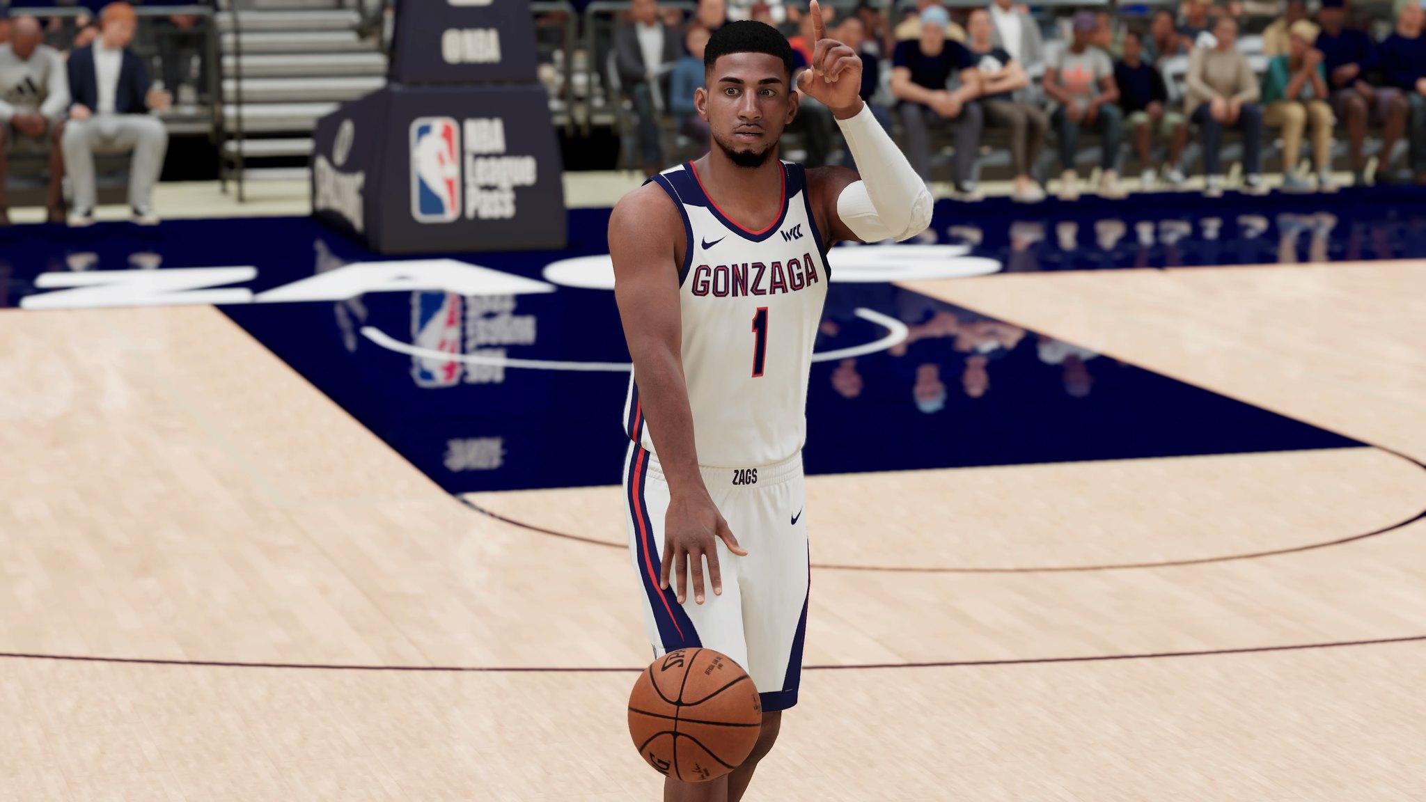 NBA 2K21 March Madness