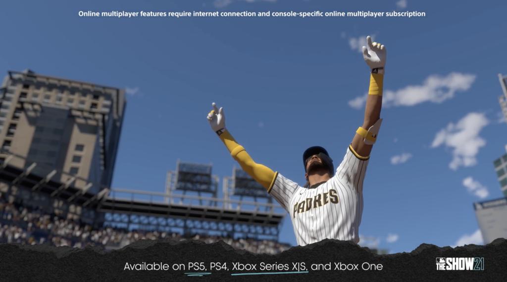 MLB The Show 21 screenshots 14