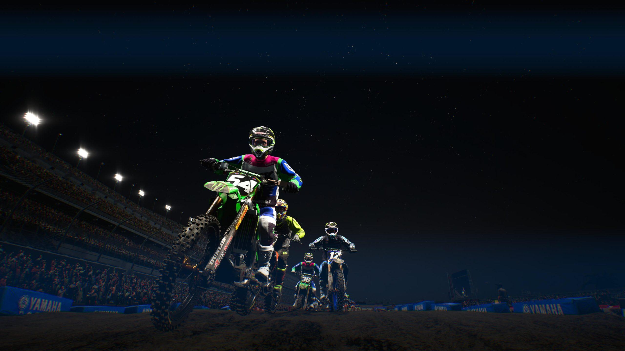 monster energy supercross 4 review