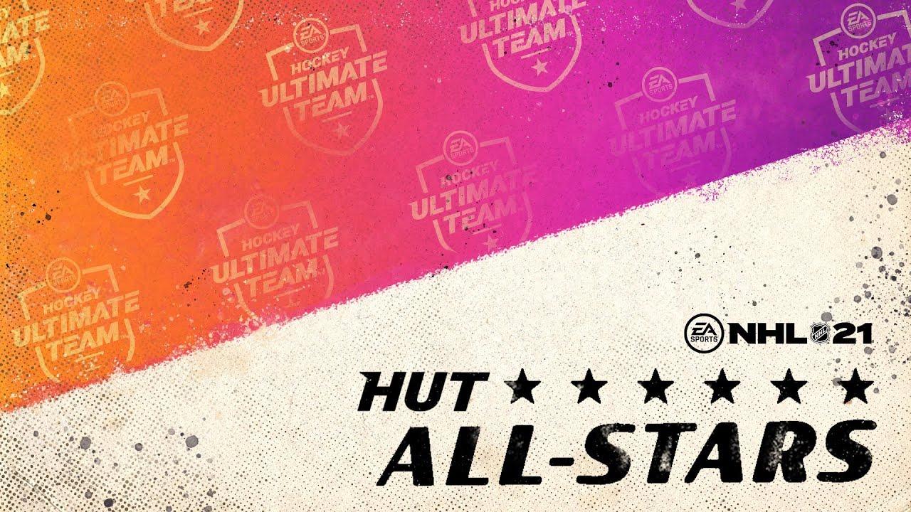 NHL 21 HUT All-Star Campaign