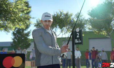 PGA Tour 2K21 online societies