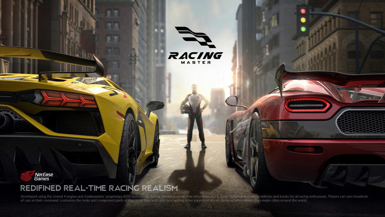 Racing Master Beta1