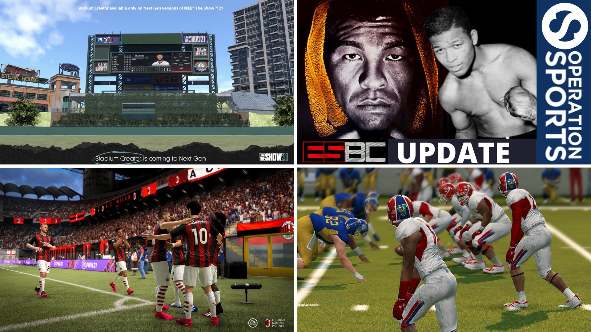 sports gaming weekly