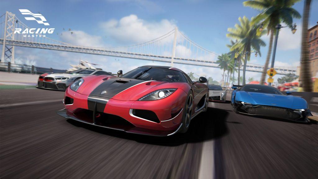 racing master beta 1