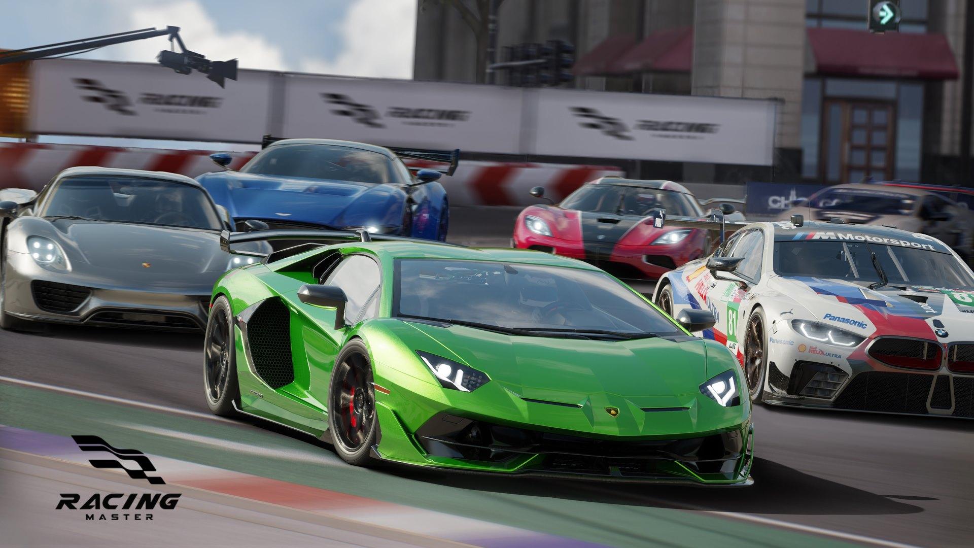 racing master beta 3
