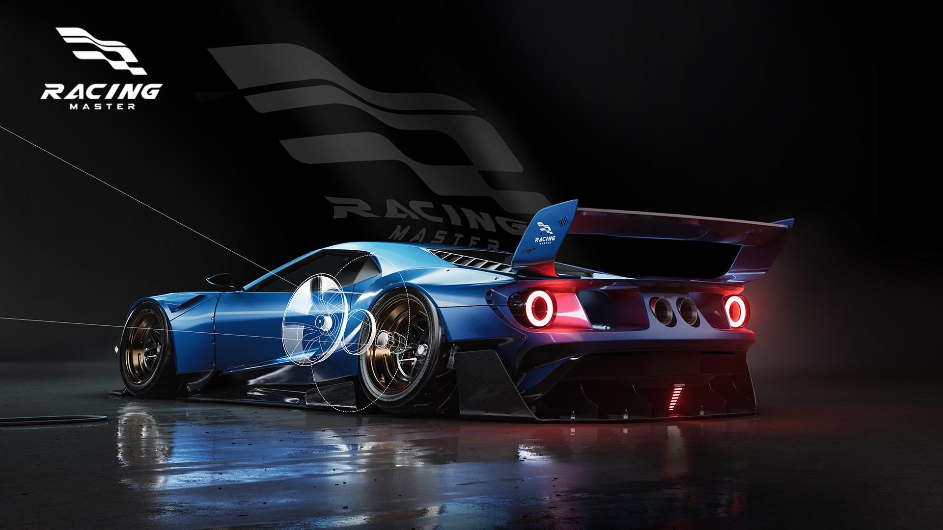 racing master beta 5