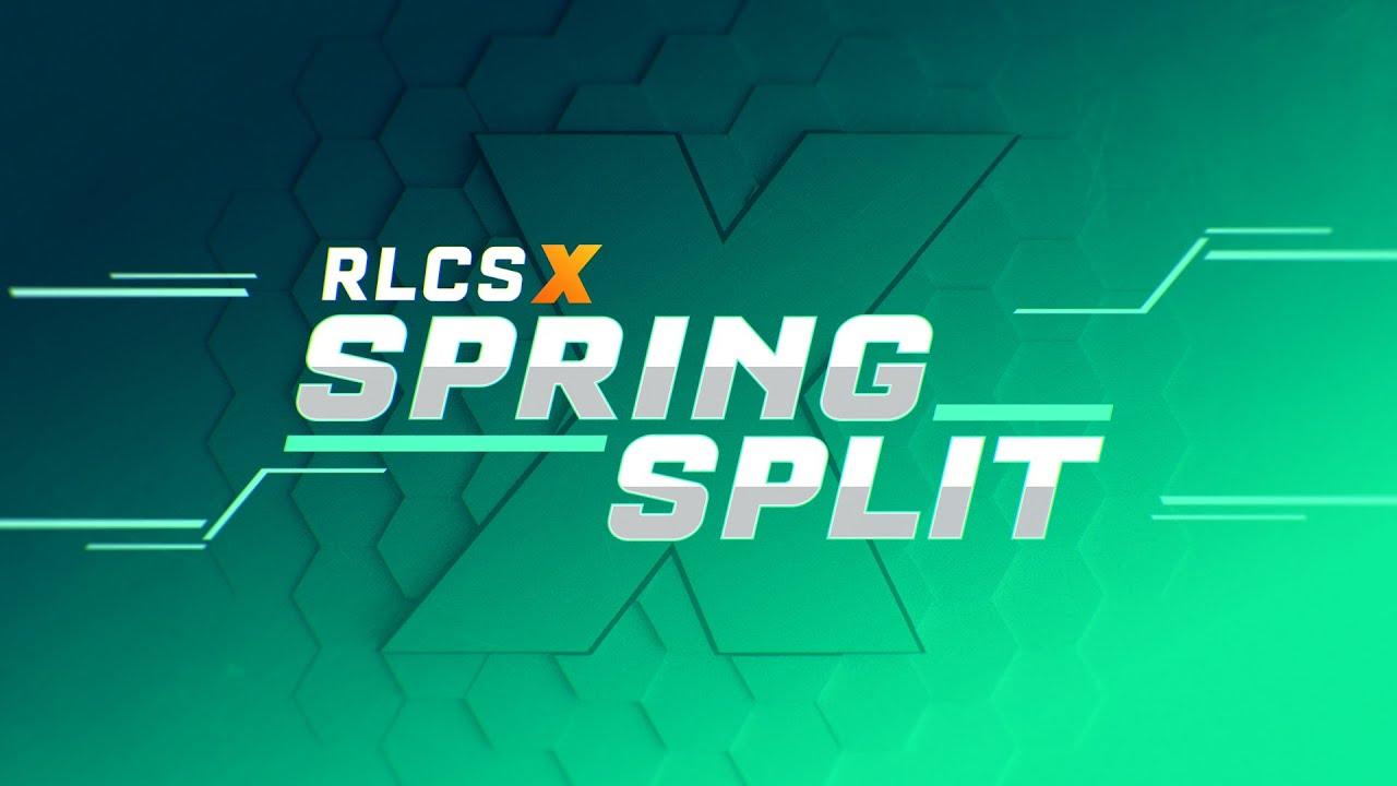 rlcs x spring split