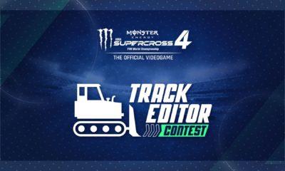 supercross 4 track editor contest