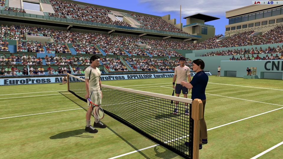 full ace tennis simulator review