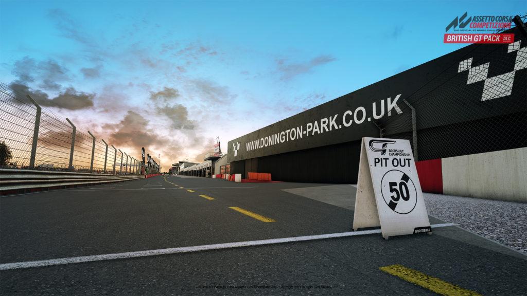 Assetto Corsa Competizione British GT Pack - 1