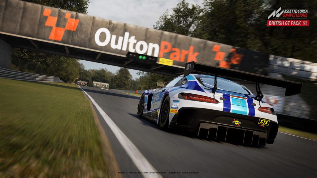 Assetto Corsa Competizione British GT Pack - 2