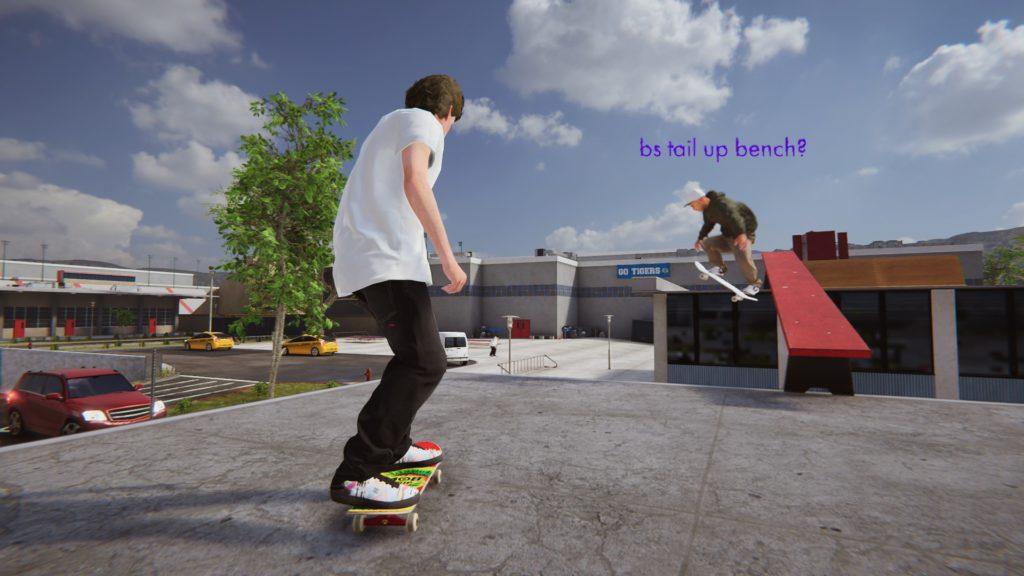 Skater XL multiplayer impressions