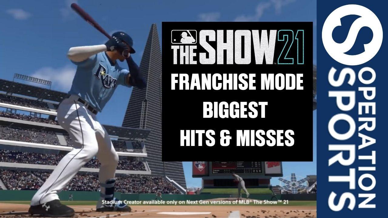 mlb the show 21 franchise mode youtube thumbnail