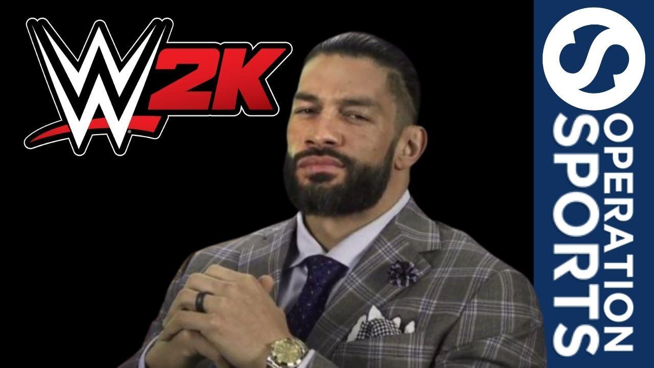 WWE 2K22 trailer teaser