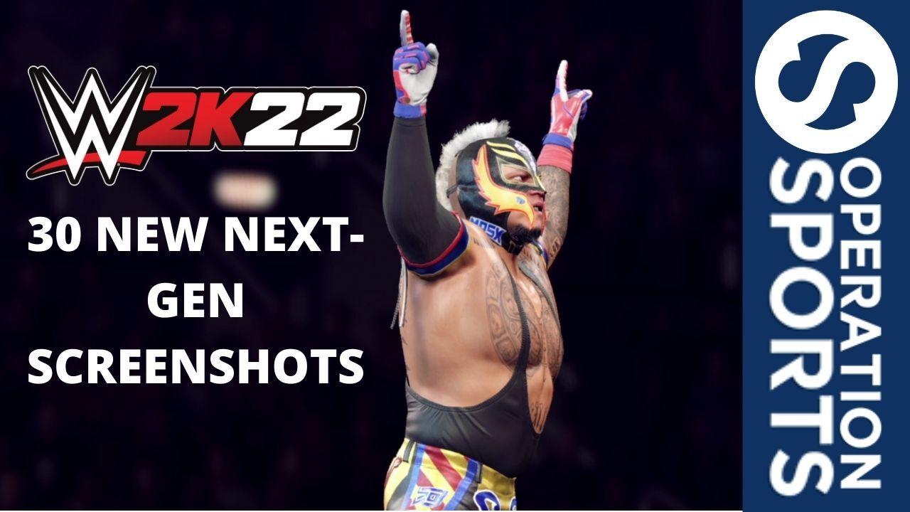 WWE 2K22 trailer breakdown