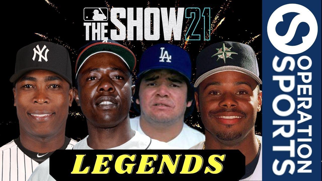 MLB The Show 21 youtube thumbnail