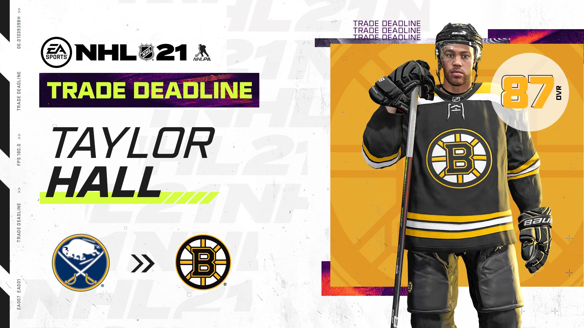 NHL 21 trade deadline - 4