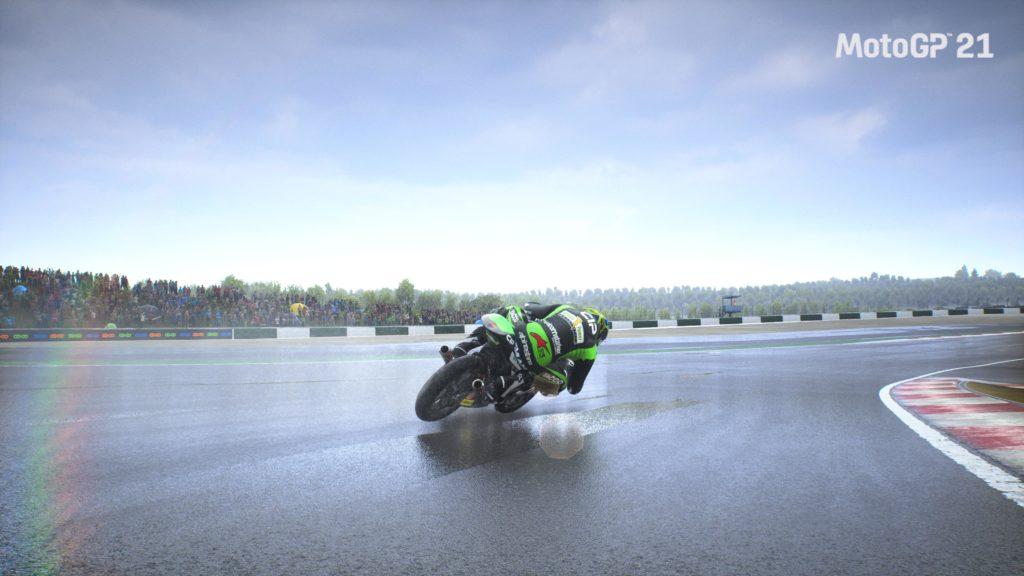 MotoGP 21 review graphics