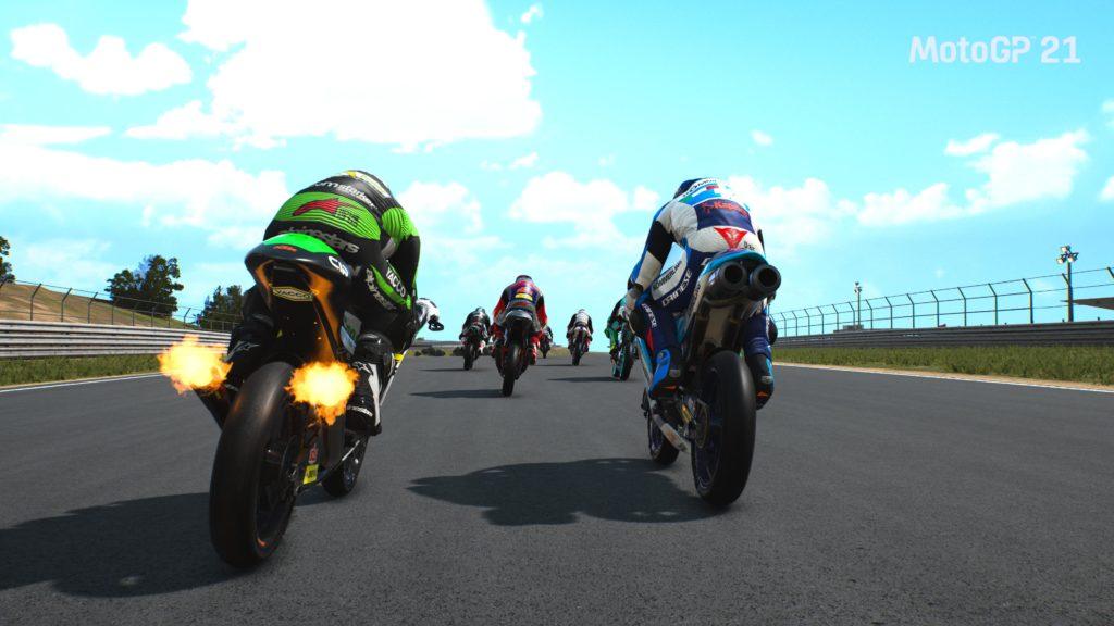 MotoGP 21 review