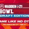 Madden nfl 21 bowl DE
